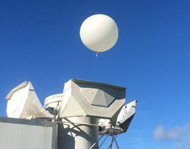 【南大東島⑩】南大東島地方気象台でバルーン(気球)の発射を見学。心温まる出会いも。~南大東島旅行記~(地方気象台の章)